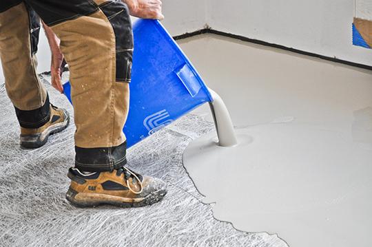 Polymer floors DEFENS