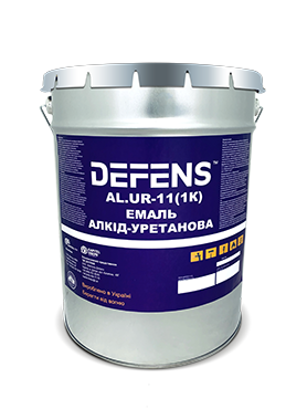 Enamel acryl – urethane